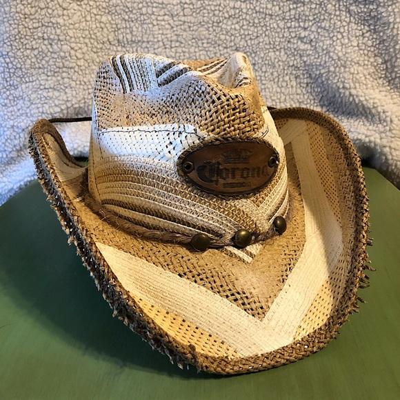 fed73874147ef Accessories - Corona Straw Cowboy Hat
